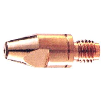 Béc hàn 0.8/0.9/1.0/1.2/1.6mm M6*28L
