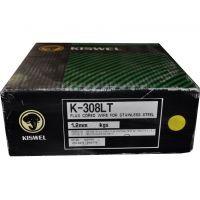Dây hàn inox lõi thuốc KISWEL K-308LT (12.5Kg/cuộn)