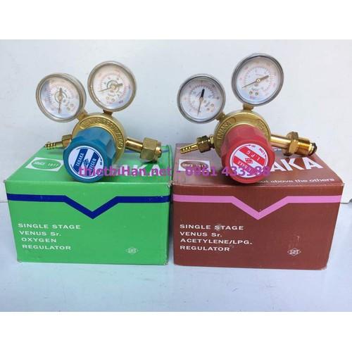 Bộ đồng hồ Oxy- Ga TANAKA