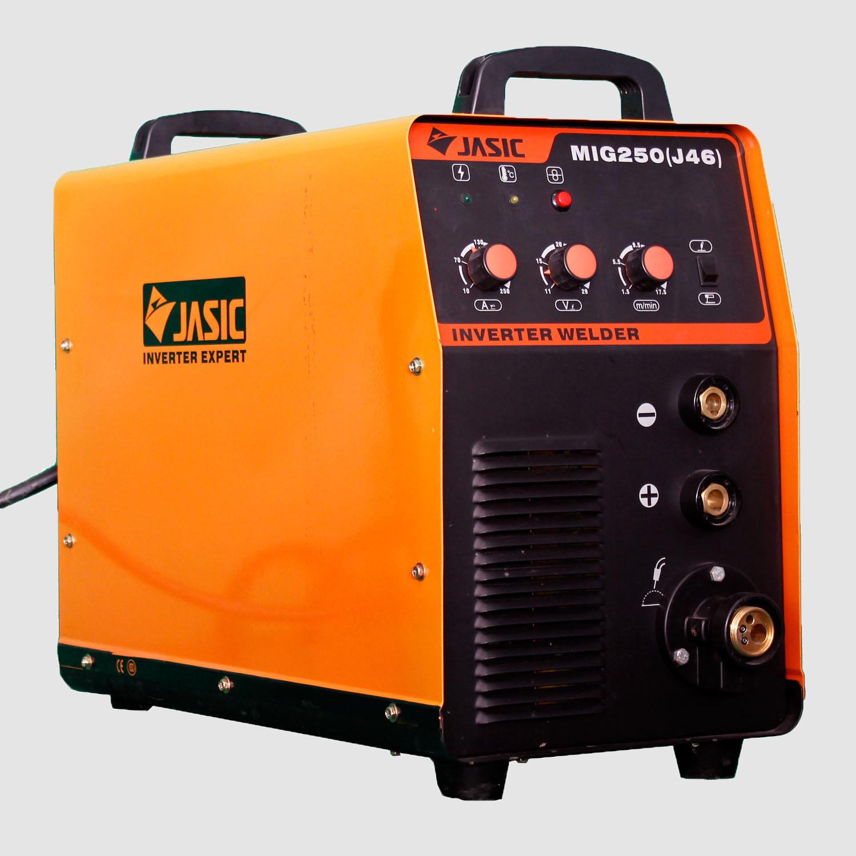 Máy hàn đa chức năng que/MIG 250 (J46) Jasic